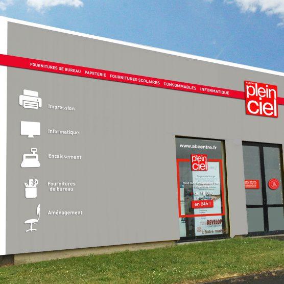 Nouveau magasin abCentre Réseau PLEIN CIEL !